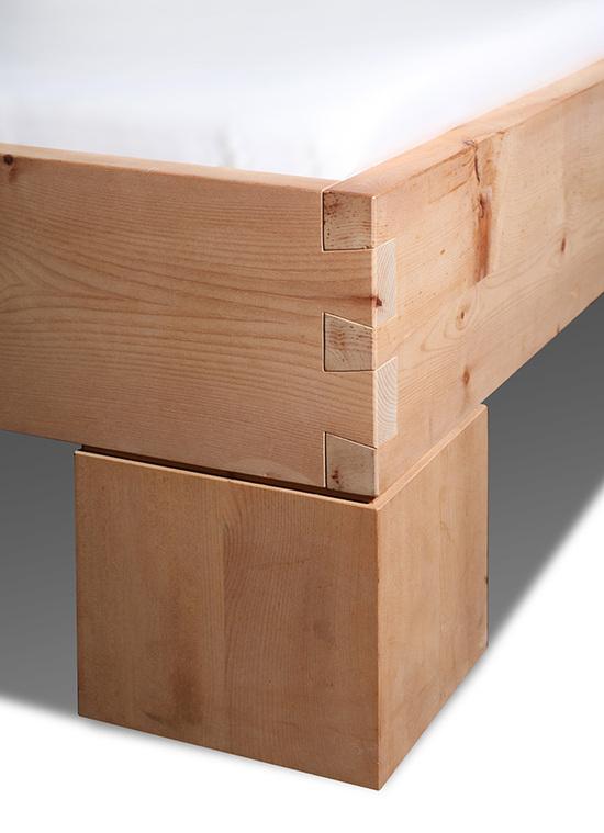 Bett Zirbenholz war nett design für ihr haus design ideen